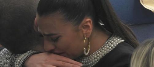 Grande Fratello Vip, Zorzi abbraccia Salemi: 'Non voglio continuare una guerra stupida'.