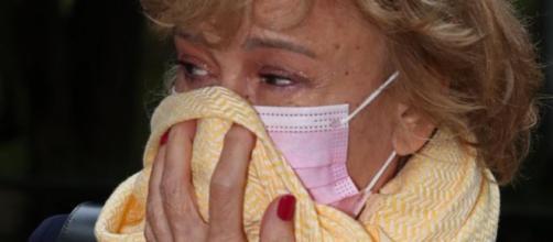 Mila Ximénez en una de sus últimas imágenes