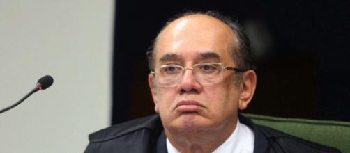 Ministro Gilmar Medes critica governo federal mas é contra impeachment de Bolsonaro. (Arquivo Blasting News)