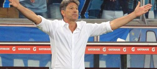 Há quatro anos no Grêmio, Renato vive período mais difícil no tricolor. (Arquivo Blasting News)
