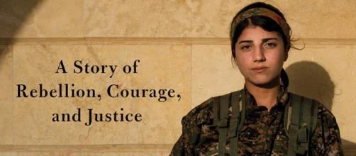 A new book recalls how a militia of Kurdish women successfully battled against ISIS. [© book cover/Penguin Random House]