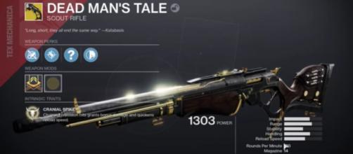 Bungie addressed concerns of players regarding random roll Exotics in 'Destiny 2.' [©Fallout Plays/YouTube]