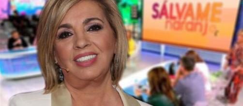 Carmen Borrego parece que no está muy conforme con la propuesta de Telencinco