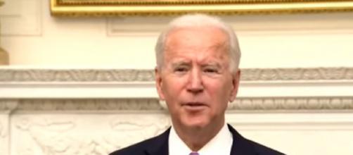 President Joe Biden assigns priority to coronavirus vaccination of teachers. [©Global News YouTube video]