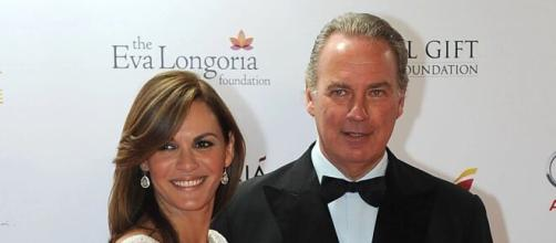 Fabiola Martínez y Bertín Osborne, se separan bajo un ambiente de cordialidad