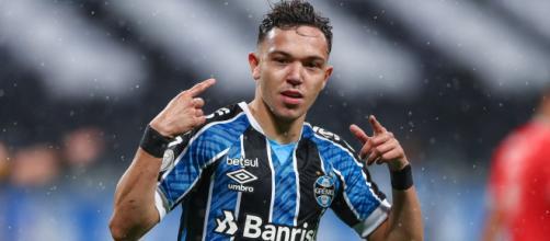 Grêmio e Porto acertam valor e Pepê é confirmado. (Arquivo Blasting News)