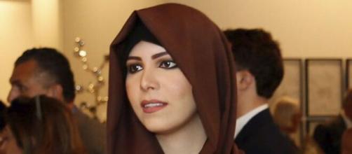 Hasta los videos que se conocieron este martes, no se había vuelto a ver a la princesa Latifa