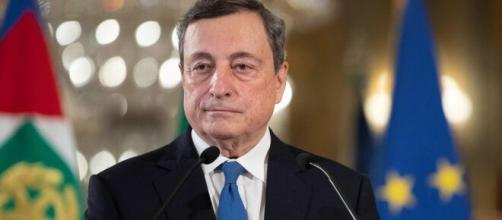 Il governo Draghi verso la fiducia.