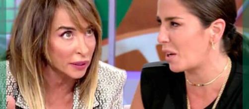 Maria Patiño carga de nuevo contra Anabel Pantoja: 'Sé justa'