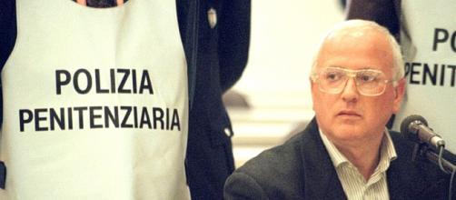 Raffaele Cutolo, morto nel carcere di Parma a 79 anni.