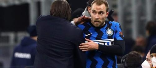 Si corre verso il derby in casa Inter: Eriksen-Vidal, danese leggermente favorito.