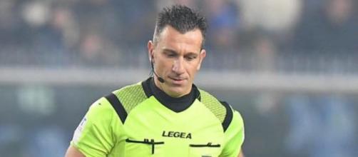 Tra le designazioni arbitrali di Serie A spicca quella di Doveri per Milan-Inter