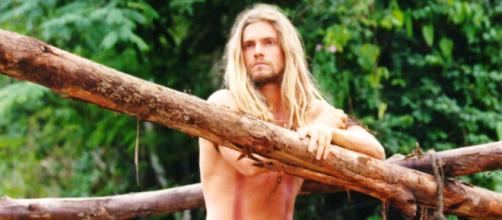 Claudio Heinrich em 'Uga uga'. (Reprodução/TV Globo)