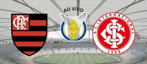Flamengo x Internacional terá transmissão ao vivo na Rede Globo. (Arquivo Blasting News)