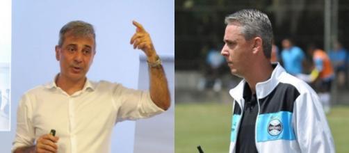 Grêmio planeja alterações na comissão técnica. (Arquivo Blasting News)