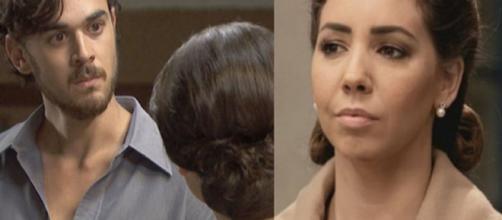 Il segreto, trame Spagna: Marcela e Matias apprendono che Emilia ha mentito.