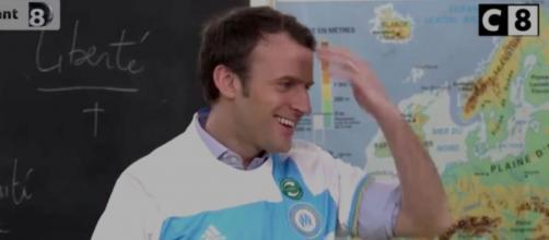 Le coup de fil de Macron a bolloré qui a tout changé - ©capture d'écran vidéo C8