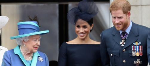 Meghan Markle y el príncipe Harry dijeron basta y abandonaron la Familia Real