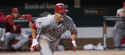 Mike Trout is the best player according to MLB.com. [© Flickr | Beth Tenser]