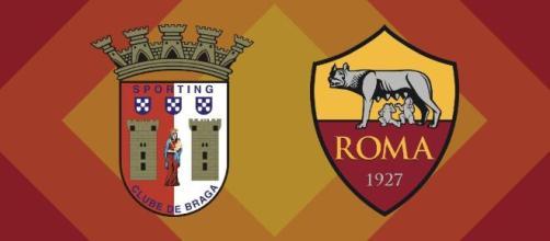 Sporting Braga - Roma 0-2, tra Dzeko e il faraone le scelte di Fonseca portano la vittoria