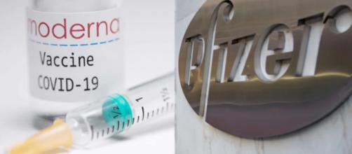 En febrero se espera gran cantidad de dosis de vacunas de Pfizer/BioNTech y Moderna.