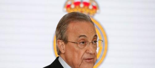 Florentino Pérez aislado y en cuarentena por dar positivo en coronavirus.