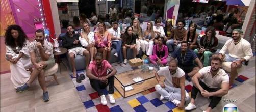 'Jogo da Discórdia' movimentou o 'BBB21'. (Reprodução/TV Globo)