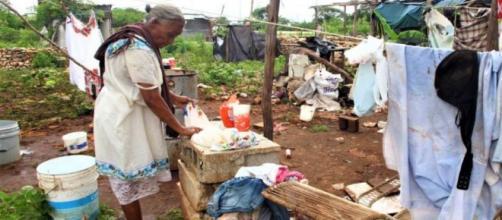 La pobreza aumentará en el mundo este año 2021, debido a la pandemia de Covid-19.