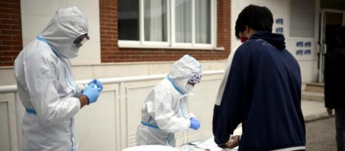 Pruebas PCR falsas en Madrid realizadas por estafador