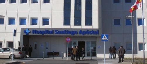 Un negacionista se cuela en un hospital