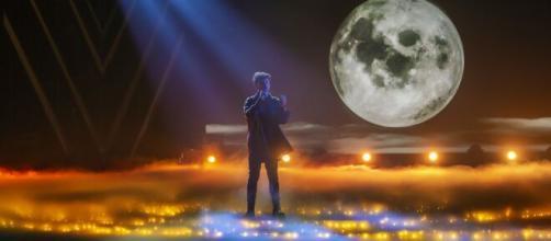 Blas Cantó cantará 'Voy a quedarme' en Eurovisión