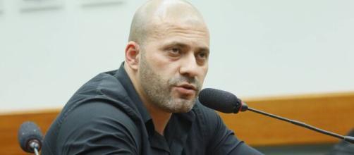 Daniel Silveira continua preso. (Arquivo Blasting News)