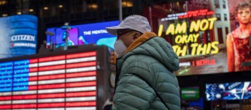 El coronavirus en New York comienza a descender.