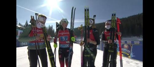 Staffetta Norvegese campione del mondo.