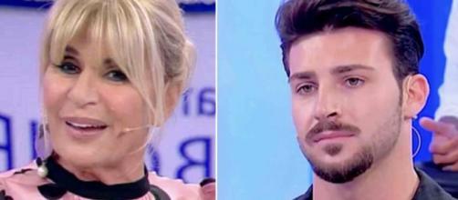 Uomini e Donne, Gemma elogia Nicola Vivarelli: 'Il mio mare calmo in un periodo di burrasca'.