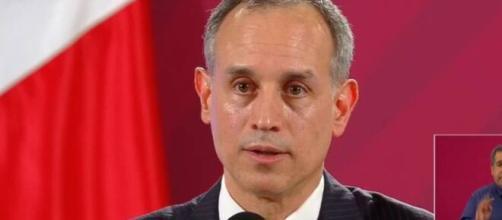 Hugo López Gatell se ha contagiado de coronavirus