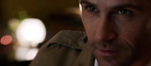 John Constantine dreams of Desmond (Image via Francis Marin/YouTube screencap)