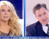 Live, la mamma di Guenda Goria nega il confronto con Nardi: 'Con lui non parlo'.