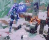Titans fly in 'Destiny 2's' Exodus Blue Trials map. [Image source: Call Me Deer/YouTube]