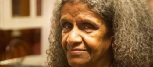 A artista Niana Machado ficou famosa ao interpretar a Bá, em 'Pé na Cova' (Arquivo Blasting News)
