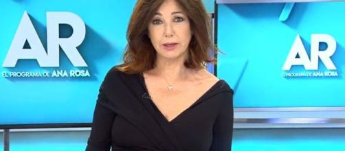 Ana Rosa Quintana se pronunció sobre los violentos disturbios en Barcelona