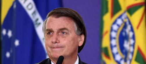 Bolsonaro é usado como símbolo de desinformação em campanha da ONG Repórteres Sem Fronteiras. (Arquivo Blasting News)