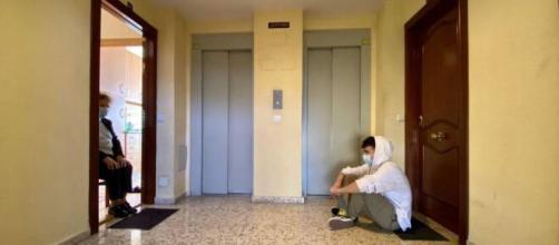 El coronavirus mantiene alejadas a muchas familias en España