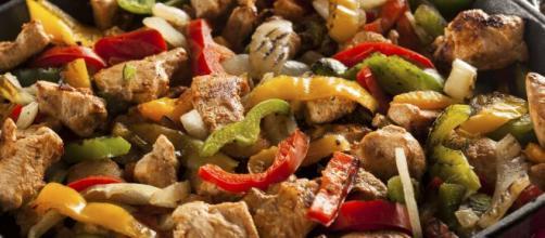 El pollo, un ingrediente perfecto de la cocina mexicana.