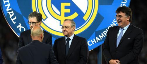 El Real Madrid conoció el fondo de la mano del empresario Javier Foncillas