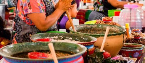 La cocina tradicional mexicana es conocida internacionalmente.