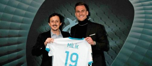 Milik sarebbe tornato di moda per il mercato della Juventus.
