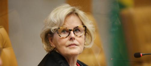 Ministra Rosa Weber do STF envia notícia-crime contra Bolsonaro à PGR. (Arquivo Blasting News)