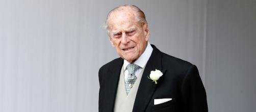 Príncipe Felipe, esposo de la reina Isabel II, es hospitalizado