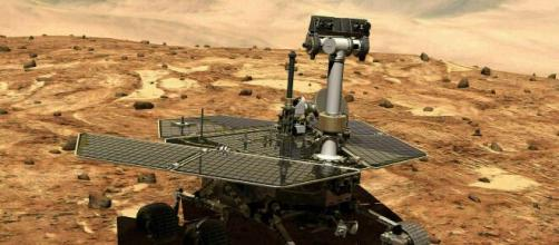 Rover Perseverance regala fotos de Marte y se hacen memes
